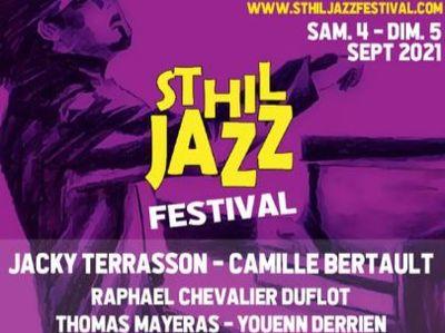 St Hil Jazz Festival les 4 et 5 Septembre à St Hilaire de Chaléons...