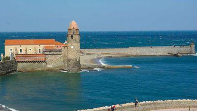 Le clocher de Collioure se refait une beauté