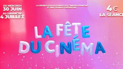 Fête du cinéma : la séance à 4 euros jusqu'à dimanche.
