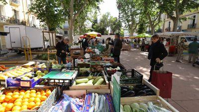 Perpignan : tombola organisée par le Marché des Embruns