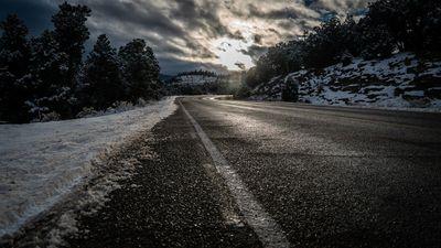 Verglas, neige : l'état des routes de ce mardi matin dans les...