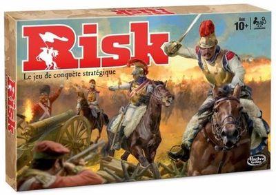 Le jeu Risk avec Guy-Marie