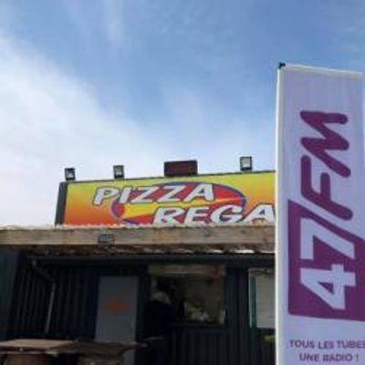 Pizza Rega Boé
