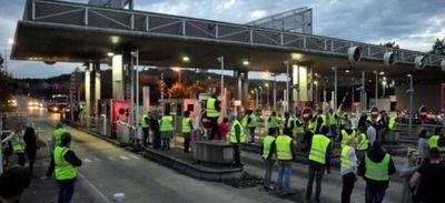  CARTE  Blocages des Gilets jaunes en Lot-Et-Garonne