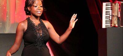 Stellia Kumba dans The Voice