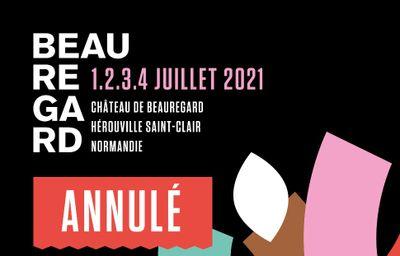 Pas d'édition 2021 pour le Festival Beauregard