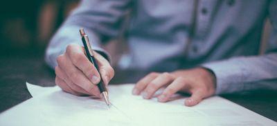 Initiative solidaire : rédiger une lettre pour combattre la...