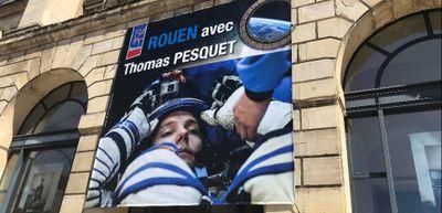 """Thomas Pesquet vu par les ados rouennais """"Il a une vie de ouf et il..."""