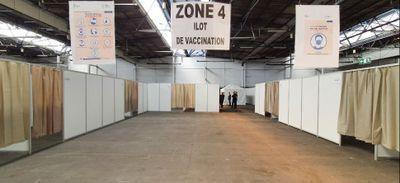 Le centre de vaccination XXL du Calvados est ouvert