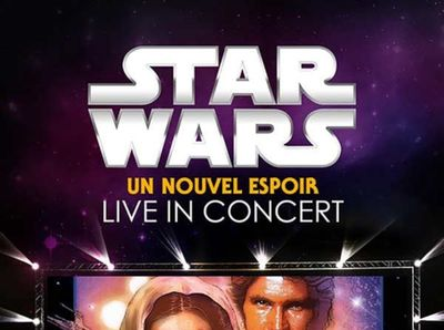 Vos places pour STAR WARS en concert