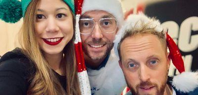 La chanson de Noël du Wake Up de Direct FM !