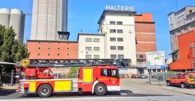 STRASBOURG   Explosion aux Malteries d'Alsace : évacuation du...