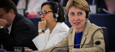 EUROPE   L'eurodéputée alsacienne Anne Sander élue questeur du...