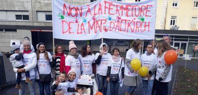 FERMETURE CONFIRMÉE DES MATERNITÉS D'ALTKIRCH ET DE THANN