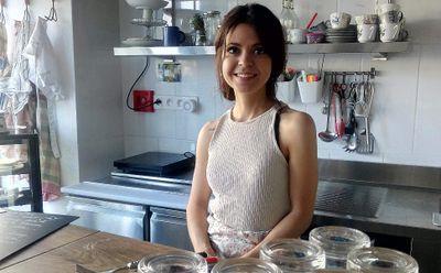 STRASBOURG   Camille, jeune restauratrice, fait son propre fromage...