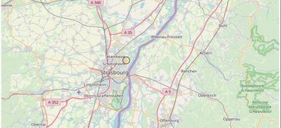 STRASBOURG | Un tremblement de terre de magnitude 3,0 ressenti en...