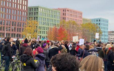 MULHOUSE & STRASBOURG | Plus de 2300 manifestant(e)s contre les...