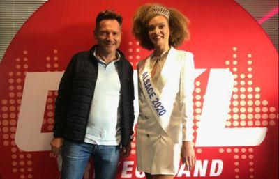 REPLAY | Aurélie Roux, Miss Alsace 2020, était sur DKL ce matin !