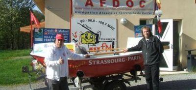 Mai 2008 - Défi de l'espoir Babalou