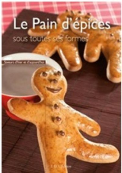 COOKIES AU PAIN D'EPICES