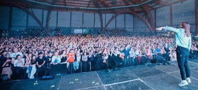 FLOR FM LIVE au Parc Expo de Colmar 6 Juin 2019