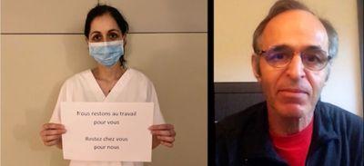 Coronavirus : Jean-Jacques Goldman apporte son soutien aux...