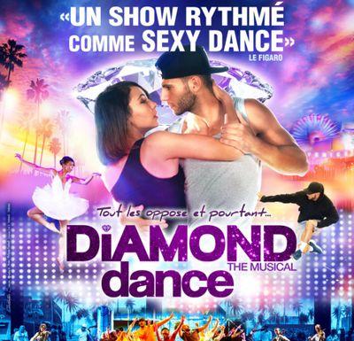 """Gagnez vos places pour le spectacle """"Diamond Dance"""" !"""