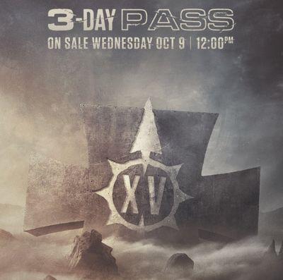 Plus de PASS 3 jours pour le Hellfest