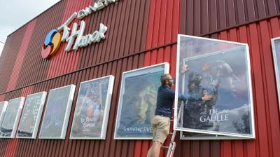 Cinéma : réouverture attendue lundi à Auray