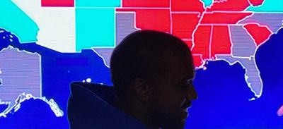 Kanye West prêt pour 2024 !