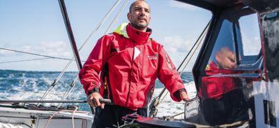 Damien Seguin s'invite dans le finish du Vendée Globe