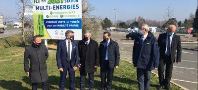 De l'hydrogène vert à la place des pneus Michelin, à La Roche-sur-Yon