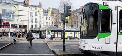 Les transports en commun gratuits à Nantes dès le 24 avril
