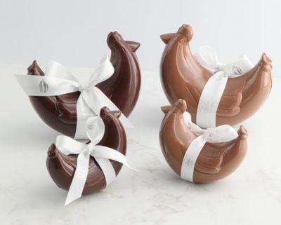 Qui dit Pâques, dit chocolat(s) en pagaille...