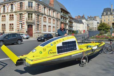 En route pour la banquise : l'expédition Rennes-Pôle Nord s'élance...