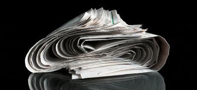 La presse bretonne inquiétée : Morgan Large