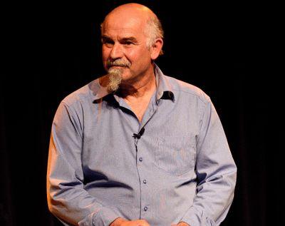 Coup de contes : Michel Galaret