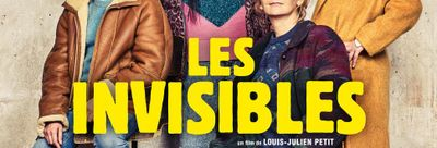 """Projection """"Les Invisibles"""""""