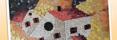 """Exposition de mosa�ques """"Fran�oise Lhuillier"""""""