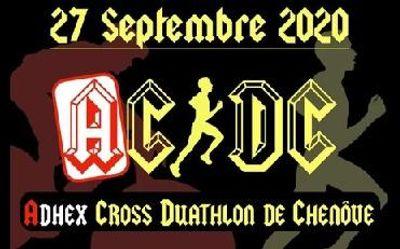 Adhex Cross Duathlon de Chen�ve