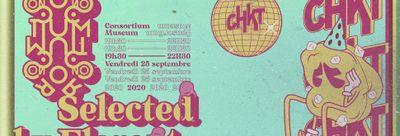 Selected by Florent   CHKT (DJ Set)