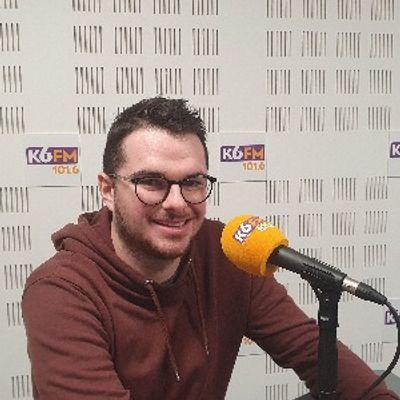 Dimitri Coutand, journaliste alternant