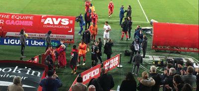 Le DFCO prend un bon point face à Rennes
