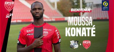 Moussa Konaté signe pour 3 ans au DFCO