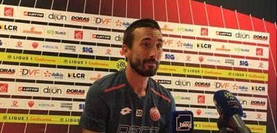 Romain Amalfitano quitte le DFCO pour l'Arabie Saoudite