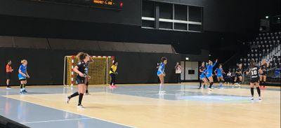 Spirale négative pour les handballeuses de la JDA Dijon