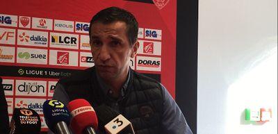 Football : le groupe dijonnais pour Nîmes - DFCO