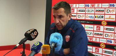 David Linarès (DFCO) : « J'ai beaucoup aimé la réaction d'orgueil à...