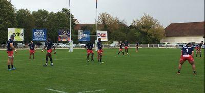 Bourgoin était trop fort pour le Stade Dijonnais