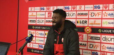 Bruno Ecuele Manga (DFCO) : « ça faisait vraiment plaisir de revoir...